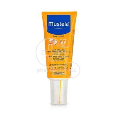 MUSTELA - Very High Protection Sun Lotion SPF50+ - 200ml