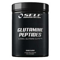 SELF OMNINUTRITION GLUTAMINE PEPTIDES 300GR ORANGE FLAVOUR