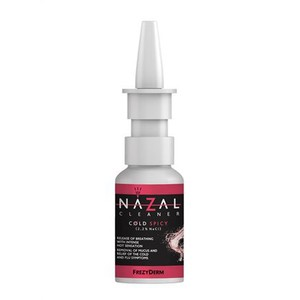 FREZYDERM Nazal cleaner spray cold spicy protype 30ml