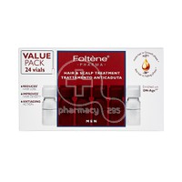 FOLTENE PHARMA - Hair & Scalp Treatment Men - 24vials