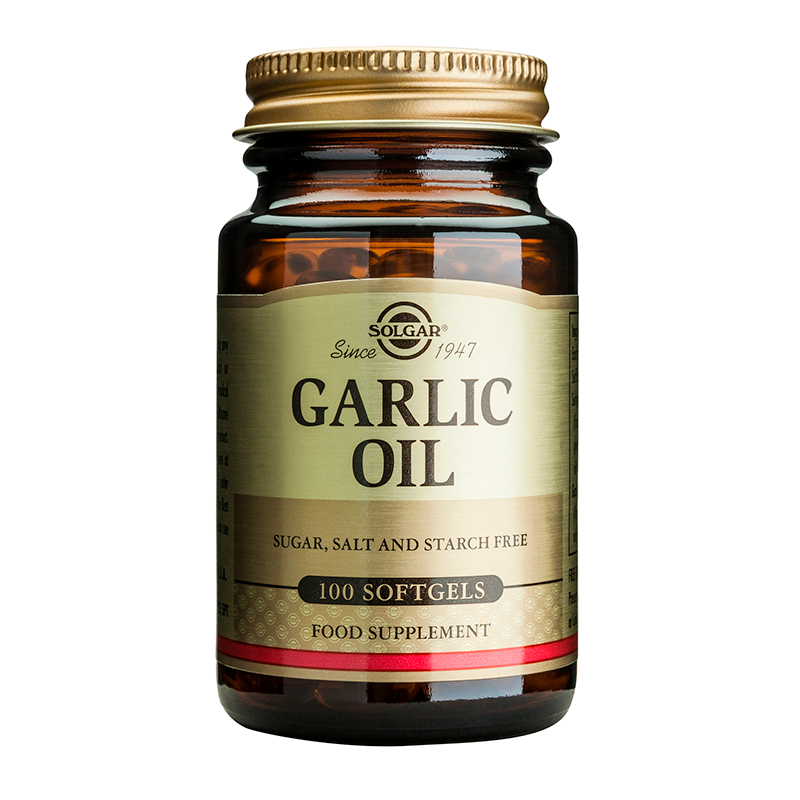 Garlic Oil veg.caps