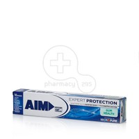 AIM -  Οδοντόκρεμα Expert Protection Gum Health 75 ml