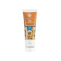 Garden of Panthenols Sunscreen Tinted Face Cream SPF50+ 50ml