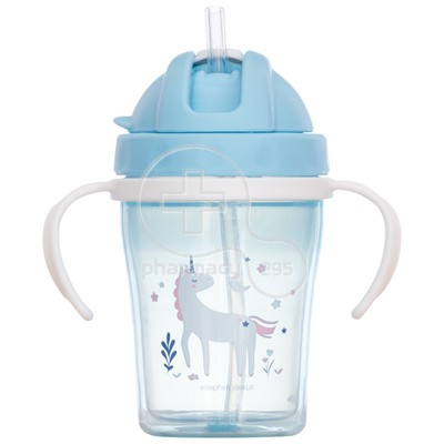 STEPHEN JOSEPH - Straw Cup 6m+ (Unicorn) - 150ml