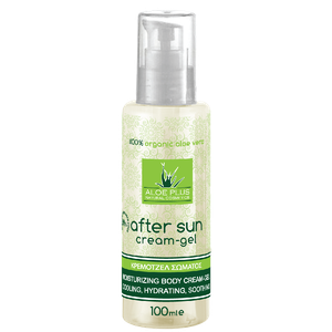 ALOE PLUS After sun cream-gel 100ml