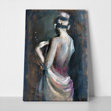 Expressive woman figure 2 195010808 a