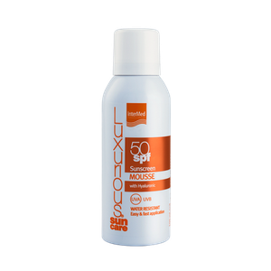 LUXURIOUS Sunscreen mousse spf50 100ml