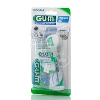 GUM - Travel Brush Kit 156