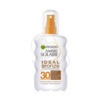 GARNIER - AMBRE SOLAIRE Ideal Bronze Tan Enhancing Protection Spray SPF30 - 200ml