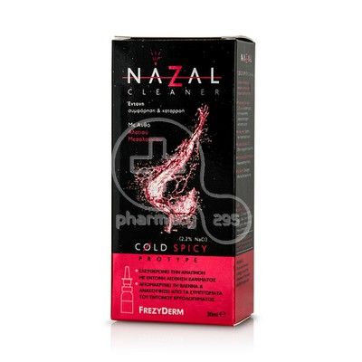FREZYDERM - NAZAL CLEANER Cold Spicy - 30ml
