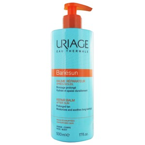 Uriage bari sun after sun repair balm 500ml