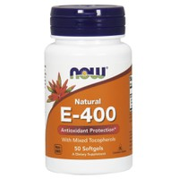 NOW E-400 50SOFTGELS