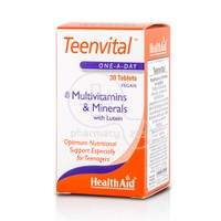 HEALTH AID - Teenvital - 30tabs