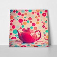 Retro tea pot a