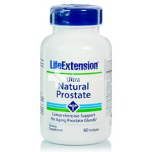 Life Extension Ultra Natural Prostate - Προστάτης, 60caps