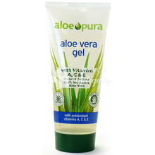 Optima Aloe Vera GEL with Vitamin A, C & E, 200ml
