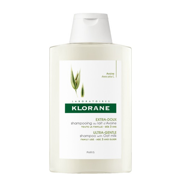 KLORANE SHAMPOO LAIT D AVOINE 100ML (TRAVEL SIZE)