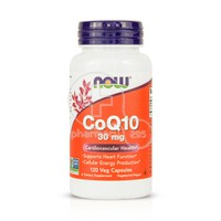 NOW - CoQ10 30mg - 120caps