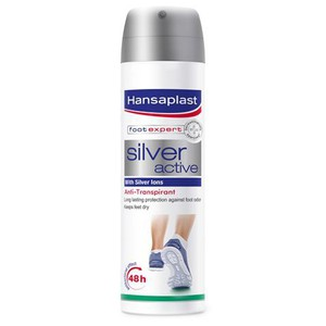 Hansaplast silver active spray
