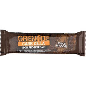 Grenade carb killa fudge
