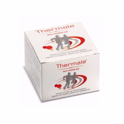 Thermale MED - Hot Power Gel - 120ml