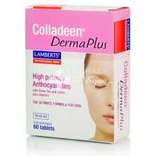 Lamberts Colladeen Derma Plus - Υγεία Δέρματος, 60tabs