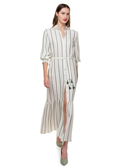 Semizie striped dress