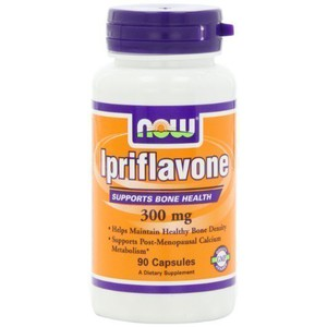 Now foods ipriflavone 300 mg