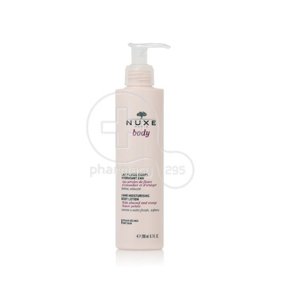 NUXE - BODY Lait Fluide Corps Hydratant 24h - 200ml/PS
