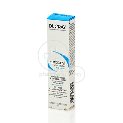 DUCRAY KERACNYL STOP BUTTON 10ml
