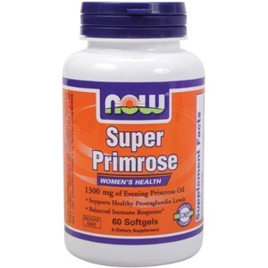Now foods super primrose 60 softgels