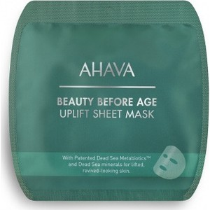 Ahava beauty before age uplift sheet mask 17gr