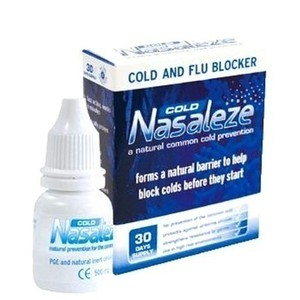 Nasaleze cold 30 days