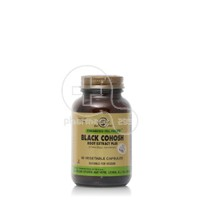 SOLGAR - Black Cohosh Root Extract Plus - 60caps