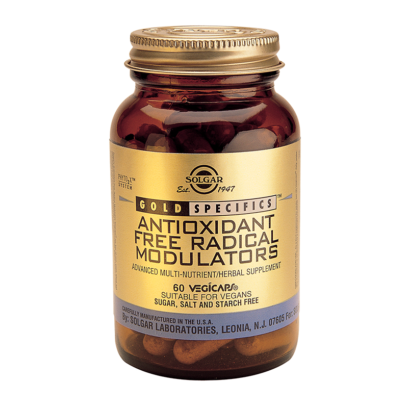 Antioxidant Free Radical Modulators veg.caps
