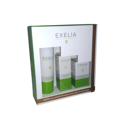 Exelia Cleansing Milk 200ml + Serum 30ml + Δώρο Anti-Wrinkle & Firming Eye Cream All Skin Types 30ml