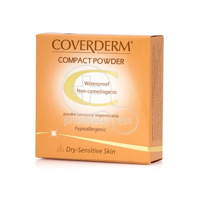 COVERDERM - COMPACT POWDER Dry-Sensitive Skin No1 - 10gr