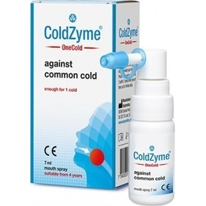 Enzymatica coldzyme onecold spray 7ml