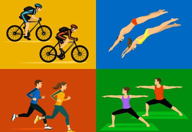 Training, Running, Cross-Fit, Pilates, Cycling, Tennis, Swimming & More