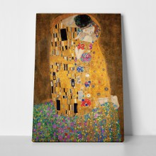 Klimt the  kiss  full  a