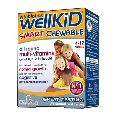 Vitabiotics wellkid