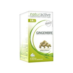 Naturactive Ginger 30caps