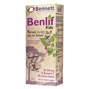 Benlif kids 200ml