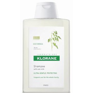Klorane shampoo with oat milk 400ml