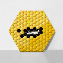 Hexagon sweet