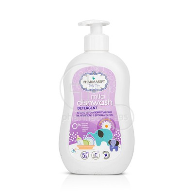 PHARMASEPT - BABY CARE Mild Dishwash Detergent - 400ml