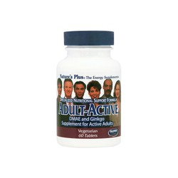 Nature's Plus Adult-Active 60 Tαμπλέτες