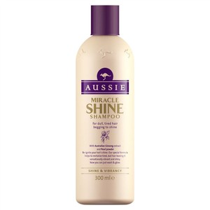 Aussie miracle shine shampoo 300ml