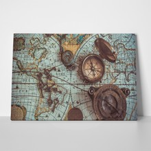 Antique pirate map 534923662 a