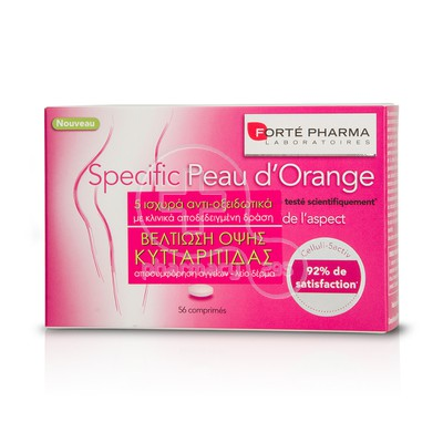 FORTE PHARMA - Specific Peau d' Orange - 56tabs